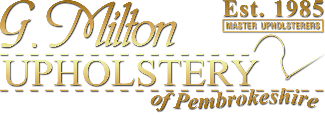 G Milton Upholstery of Pembrokeshire